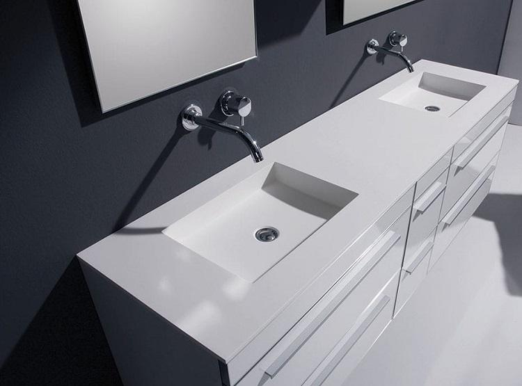 Sarıyer Corian Banyo Tezgahı